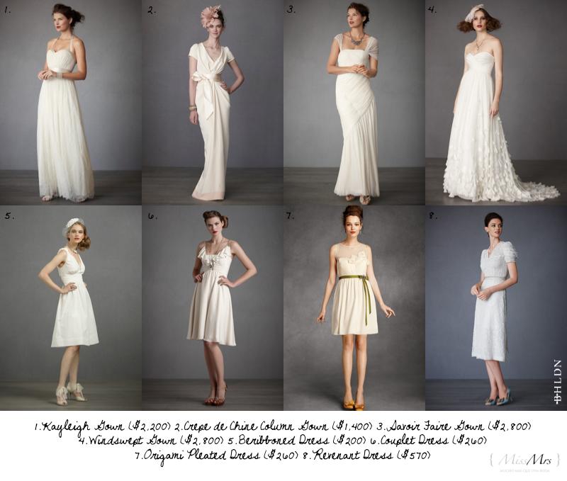 missmrs, mucho más que una boda: el vestido de novia ¿de novia?