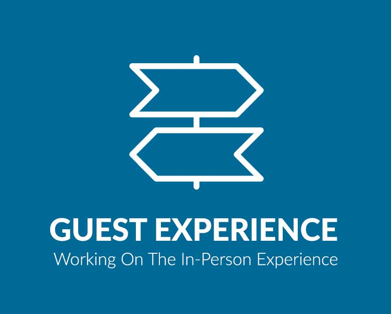 Church Marketing University Guest Experience Module
