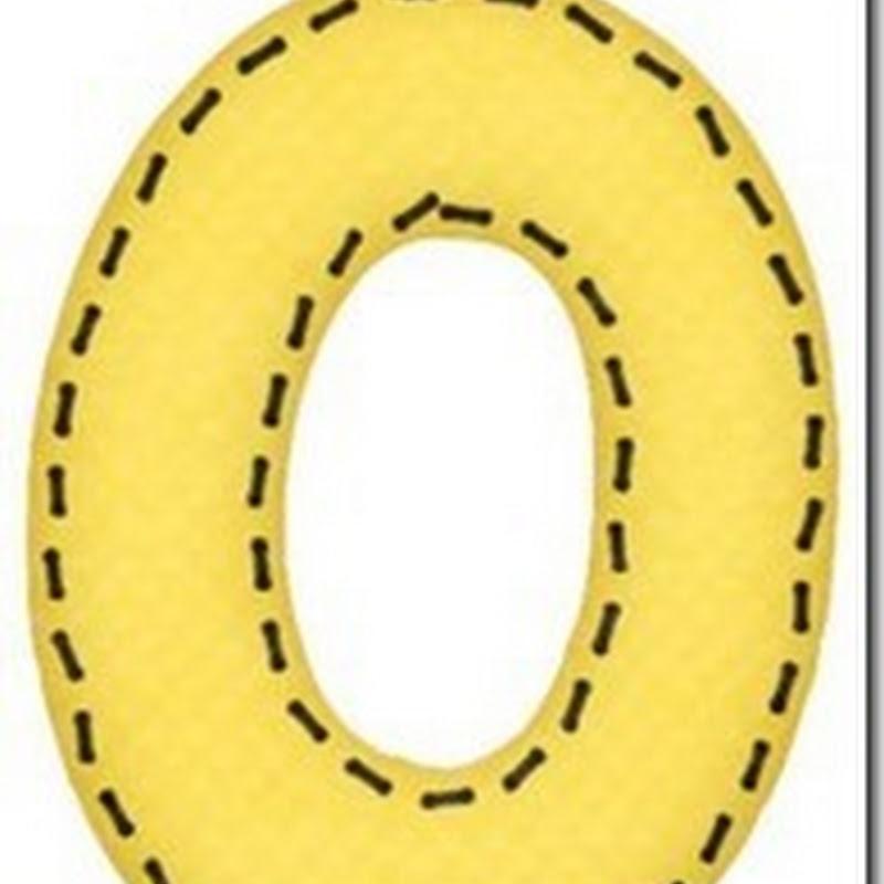 letras grandes amarillas  para imprimir
