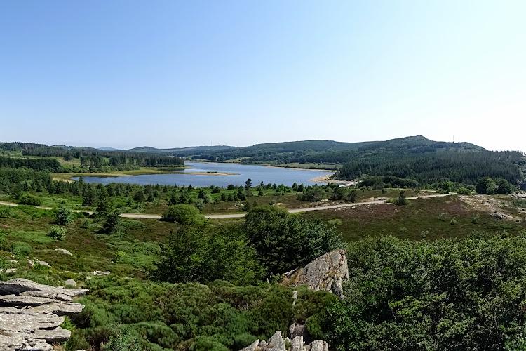 L'Hérault à pied - Le Tour du Lac de Vezoles