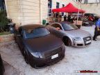 Wrapped Audi TTs