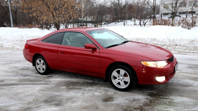 2003 Toyota Camry Solara SE Coupe 2.4L 4 Cyl. 4 Speed Automatic
