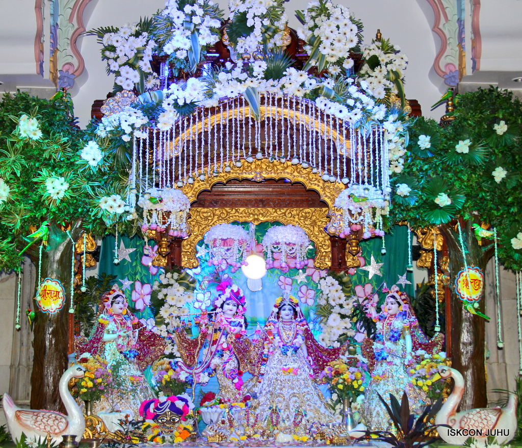 Sharad Purnima Deity Darshan on 16th Oct 2016 (13)