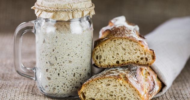 ¿Por qué deberías comer pan con masa madre? 🥖