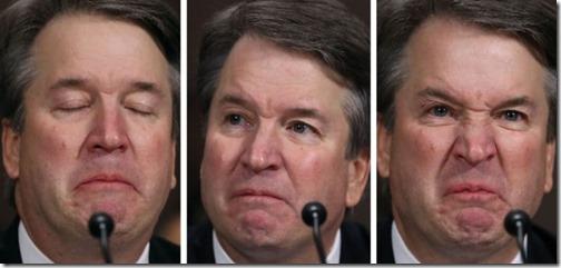 Kavanaugh-Crying