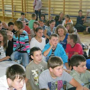 Integracja klas pierwszych 2011