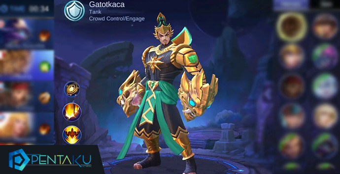 tunggu kesudahannya akan rilis juga di Mobile Legends Best Build Item Gatot Kaca Mobile Legends - Full Magic Damage
