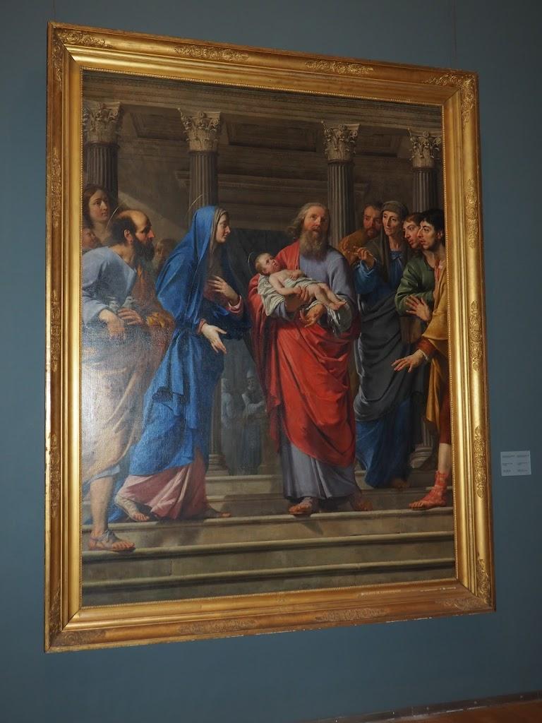 Leefgroep 1 ging naar het museum. - PA200041.JPG