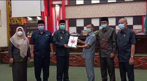 Efek Pandemi, Anggaran 2021 Kabupaten Sambas Turun