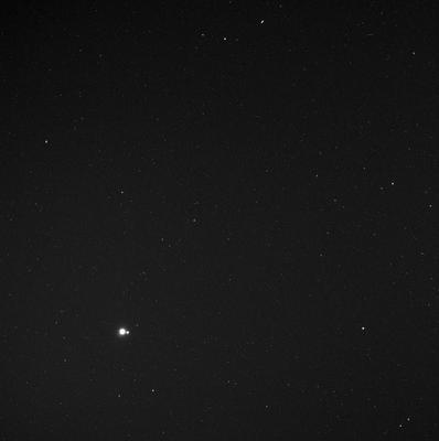 La Tierra y la Luna vistas por la sonda Messenger