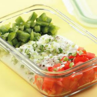 Cottage Cheese Salad.