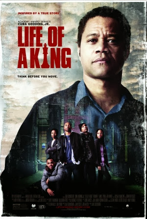 Filme Poster Life of a King HDRip XviD & RMVB Legendado