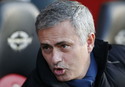 "Mourinho : ""Sept points d'avance en Angleterre, ce n'est rien"""