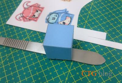 Chibi 12 zodiac papercraft