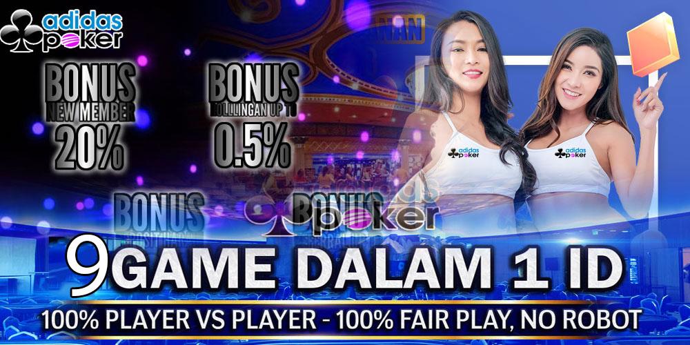 Situs Dewa Poker Online Terpercaya Adidaspoker Perfil Reci Foro