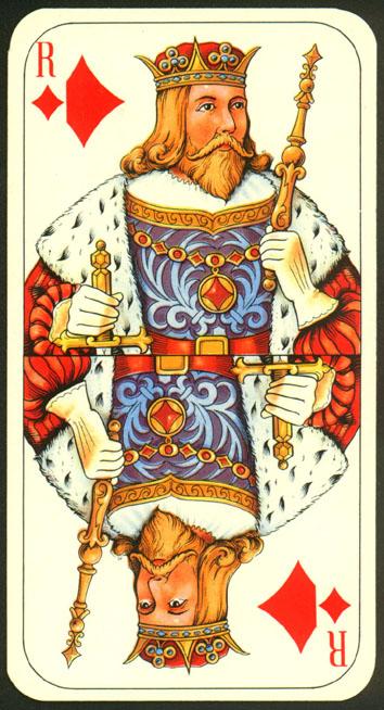 Jeu De Tarot (French Tarot)- Французское Таро