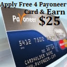 Get Free Card and Earn $25