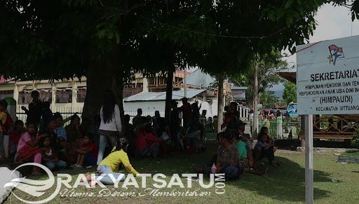 Saat Ini, Sudah 1.566 Pengungsi Ditangani Pemda Tana Toraja