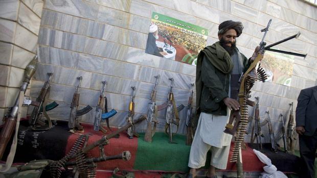 Cuál es el origen de los talibanes