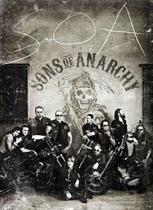 Sons of Anarchy Temporada 4 Online