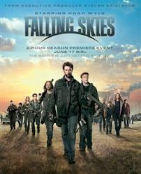 Falling Skies season 1 - Người ngoài trái đất tấn công