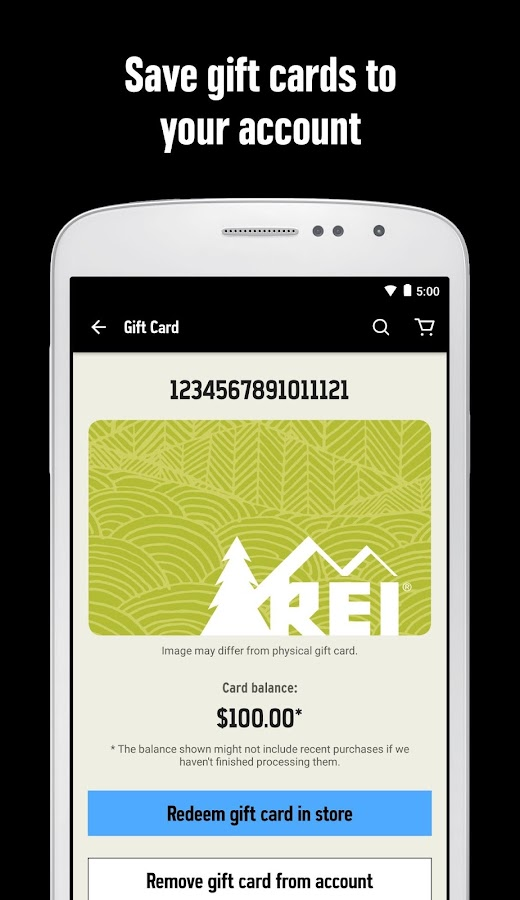 REI – Shop Outdoor Gear- screenshot