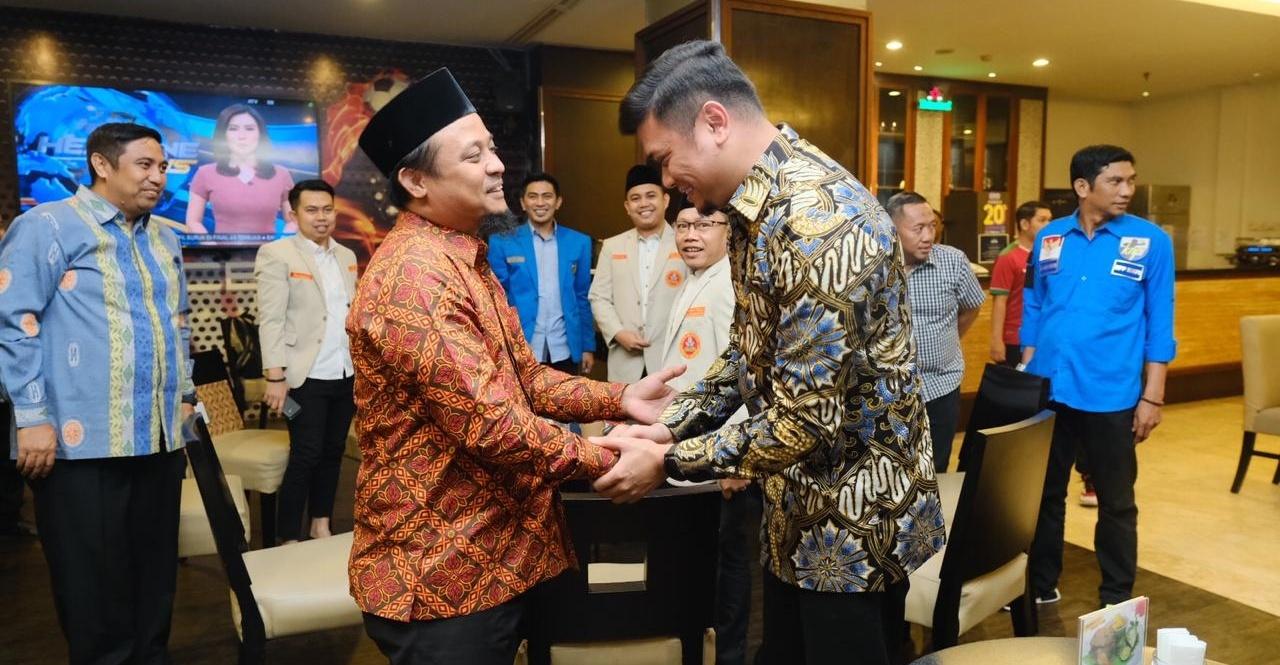 Wagub Sulsel Hadiri Pelantikan PW Pemuda Muhammadiyah Sulsel dan di Hadiri Pengurus Pusat