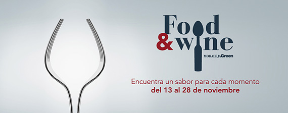 Food&Wine en Moraleja Green