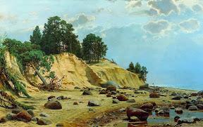 После бури.Мери-Хови.1891 год.jpg