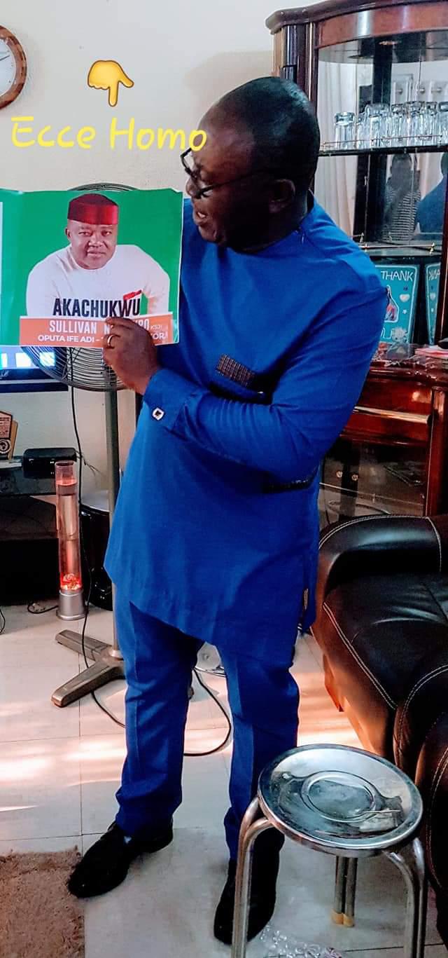 Anambra 2021: Ostende Joins ADC, Throws Weight Behind Akachukwu Nwankpo ~Omonaijablog