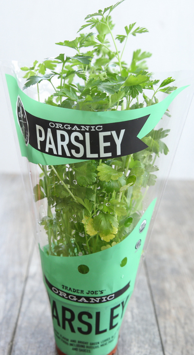 photo of a Parsley plant