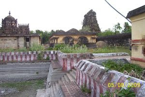 Thiru Thuruthi (Kuttalam) Temple Outside Prakaram