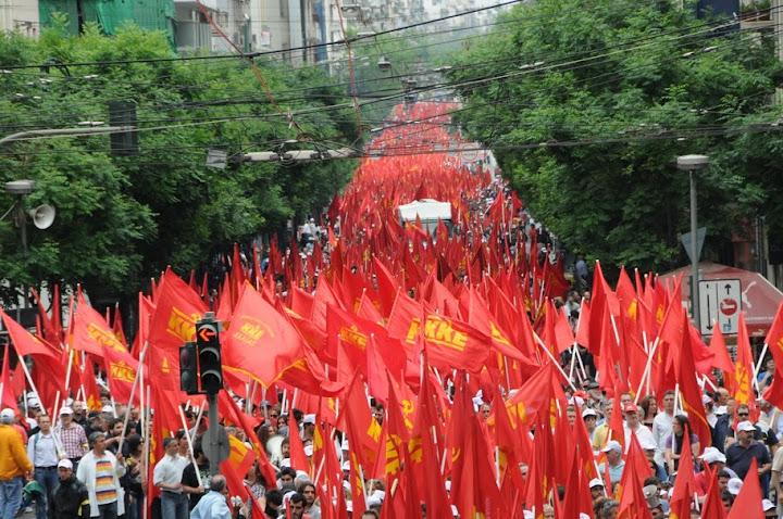 Declaración del Giorgos Marinos, miembro del Buró Político y diputado del KKE sobre la nueva agresión contra el PCM