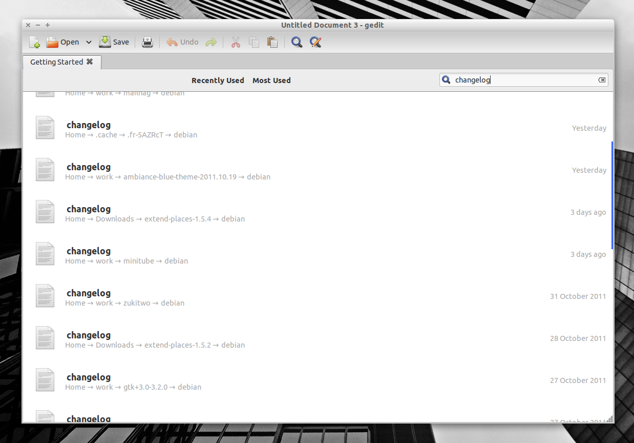 gedit download for linux mint