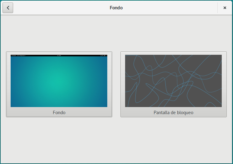 Como configurar gnome con detalle privacidad y otros for Fondo de pantalla ubuntu
