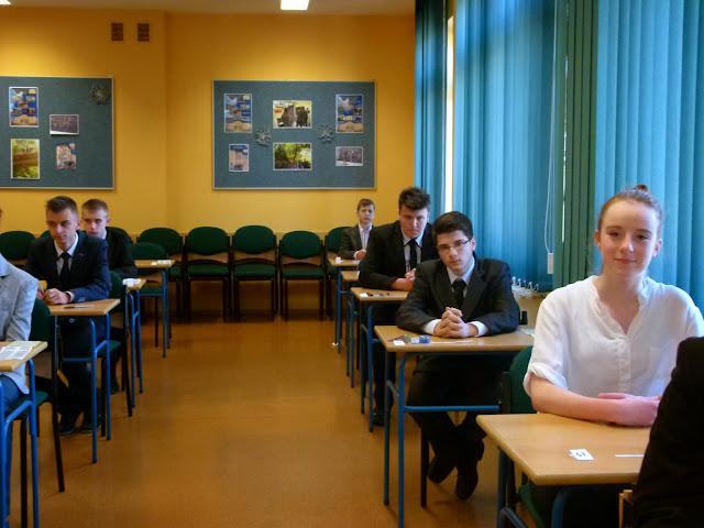 Egzamin gimnazjalny 2015 - P1120516.JPG