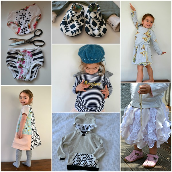 My year in sewing 2 2015