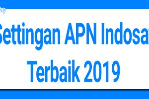 Settingan APN Indosat super ngebut terbaru 2019