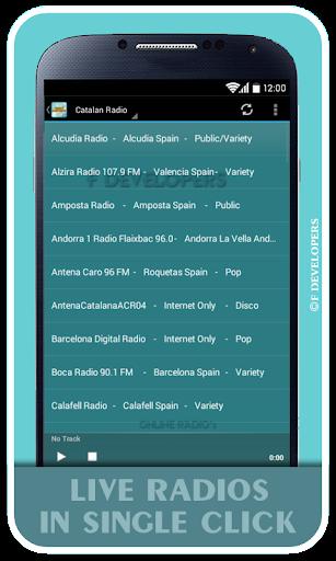 Catalan Radio - Live Radios