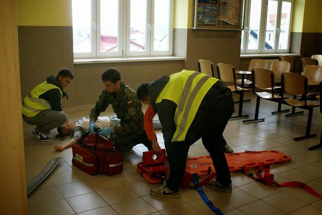 Próbna ewakuacja 2014 - DSC01093.JPG