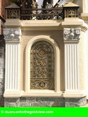 Hình 6: Dãy biệt thự xa xỉ của 3 anh em ruột đại gia Thái Bình