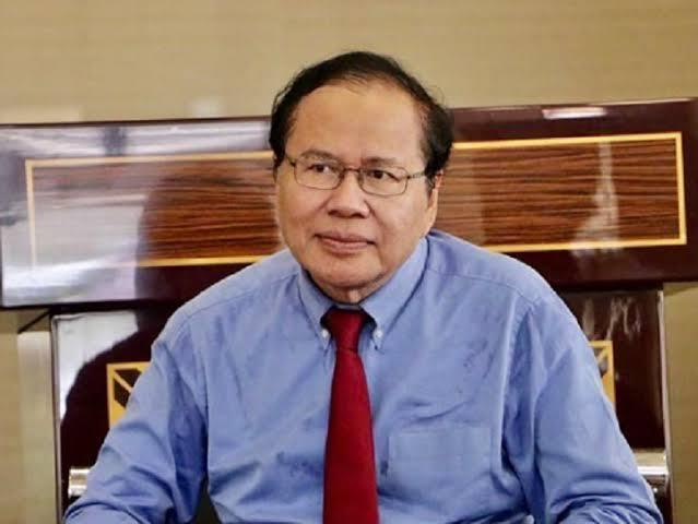 Masuk 10 Besar Tokoh Harapan 2024, Rizal Ramli Layak Jadi Capres