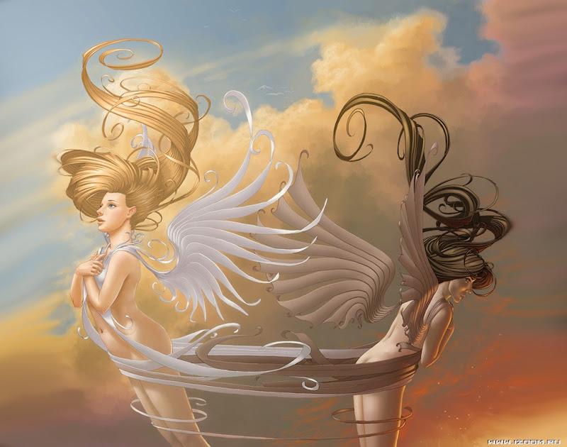 Beautiful Angel Girl, Angels 5