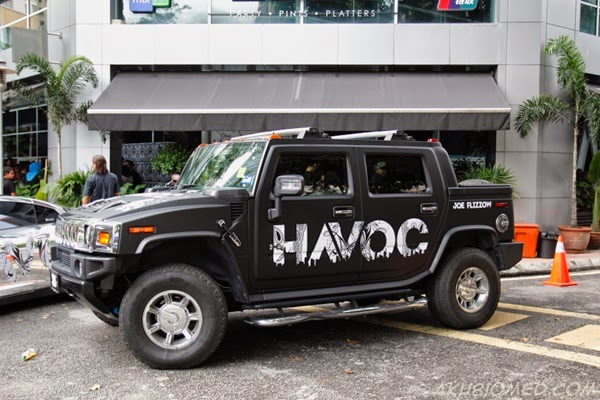 Hummer Havoc