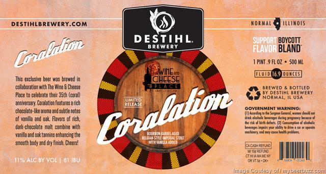DESTIHL Coralation