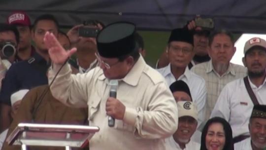 Prabowo Puji Jokowi, Jansen Protes: Kemarin Kan Bapak juga yang Hentak-hentak Meja Segala