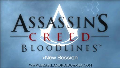 Assassin's Creed: Bloodlines Imagem do Jogo