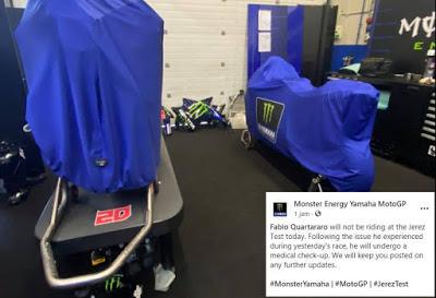 Kenapa Valentino Rossi Belum Terkena Arm Pump? Kok Malah Pembalap Muda Yang Kena ???