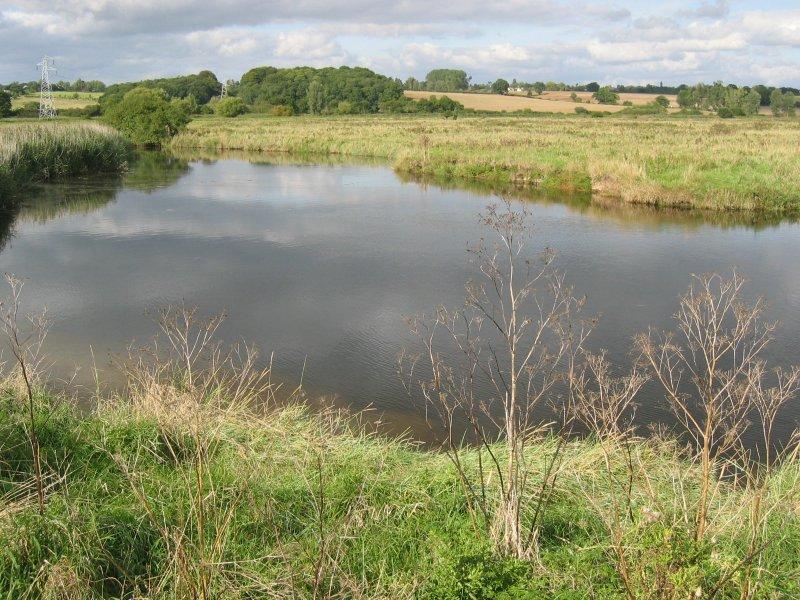 stour river near manningtree