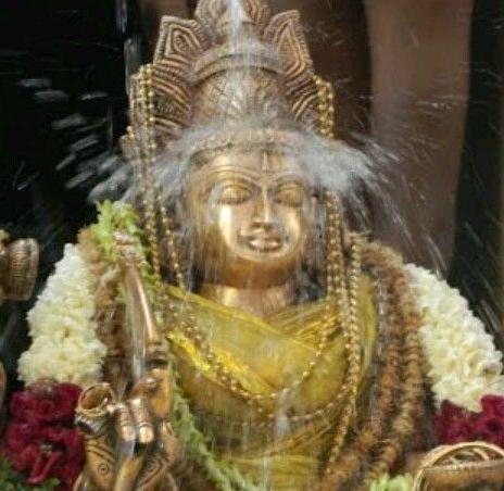 abhishekam veerabhadra swamy